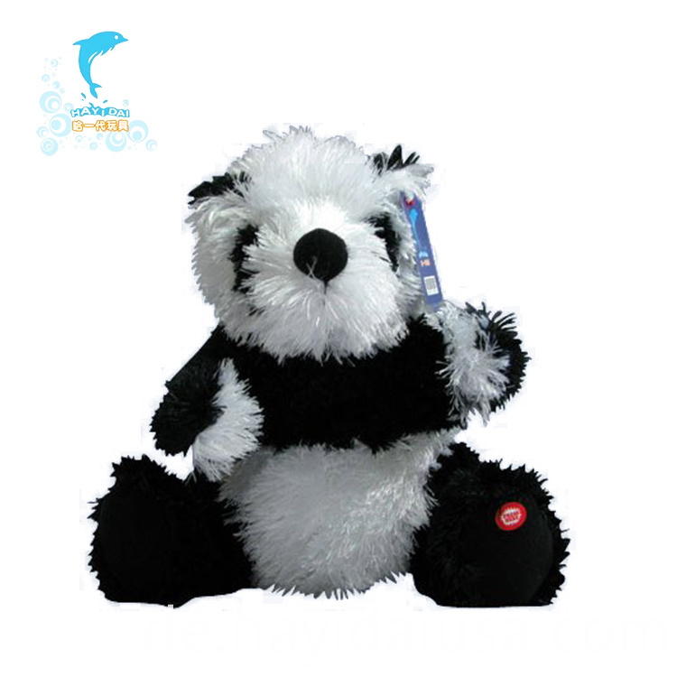 Lovely Panda Bear Plush Toy