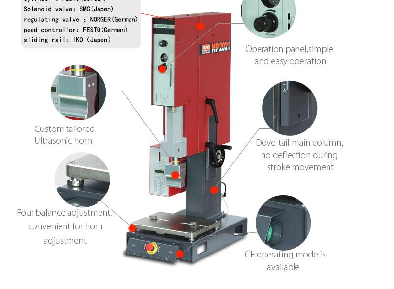 20kHz Rinco Welding Machine