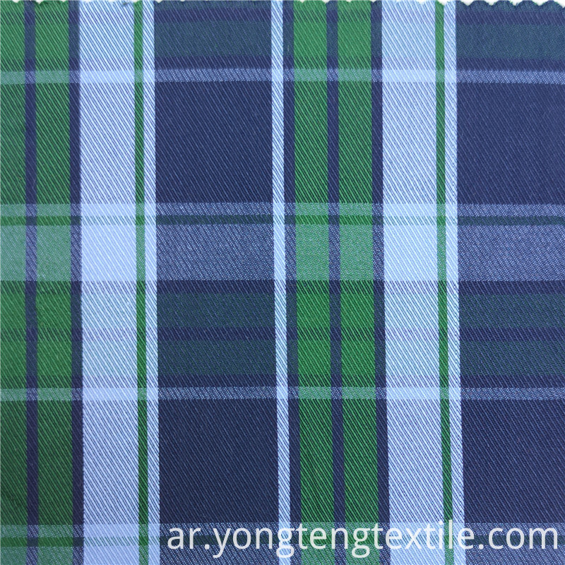 Christmas Plaid Fabric