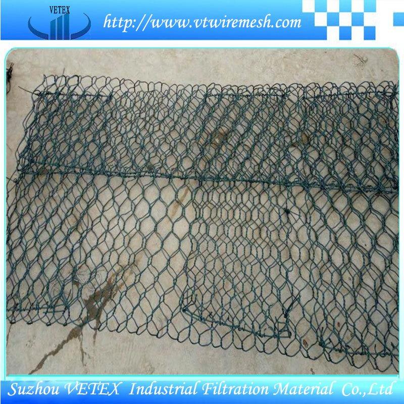 Wear-Resisting Hexagonal Gabion Wire Mesh