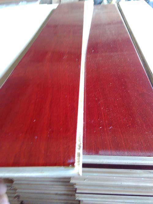 3-Layer Sapelli Engineered Wood Flooring