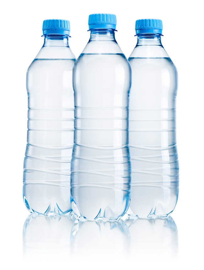 Spring Water Packing by Plastic Bottle