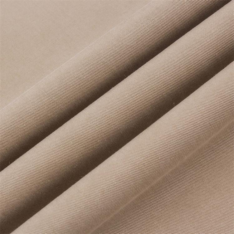 60%Tencel 40%Cotton Plain Dyed Lyocell Fabric