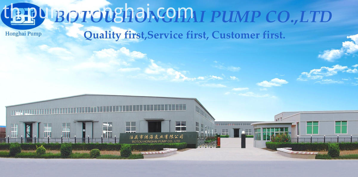High Temperature Pump