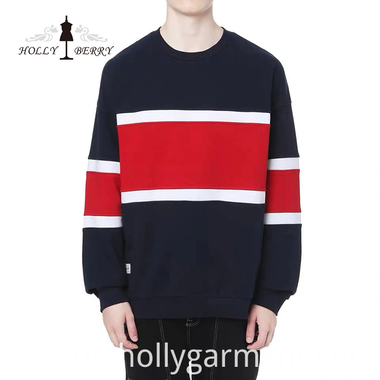Knitted Men's Hoodies