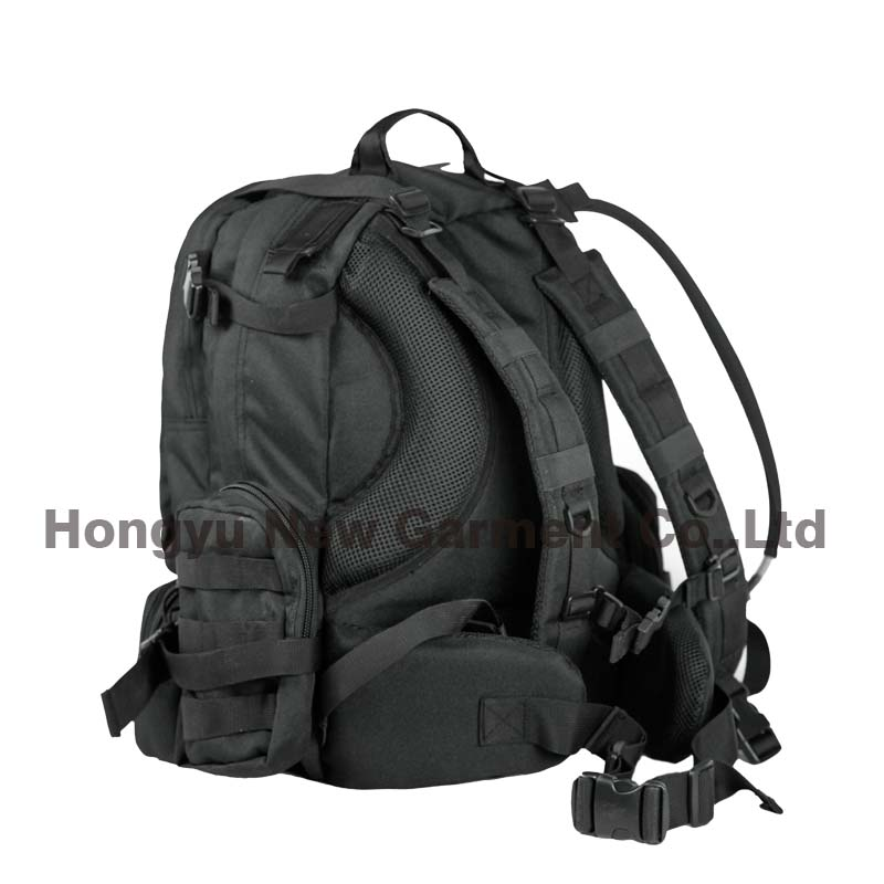 Military and Tactical Assault Combinate Backpack with Hydration Bag (HY-B097)
