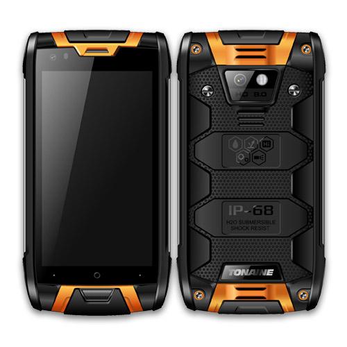 4.5 Inch NFC IP68 Rugged Smart Phone
