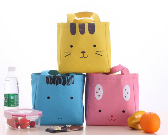 2016 Promotional Wholesale Non Woven Picnic Insulated Cooler Bag