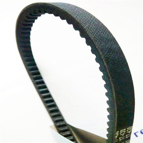 Best Seller Raw Edge Cogged V-Belt Made in China
