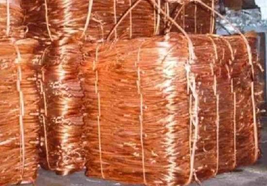 Cable (wire) of Cooper Scrap