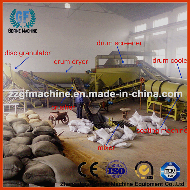 Professional Fertilizer Plant Suppliers in China
