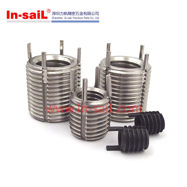 M12 Keenserts Locking Tyle Thread Inserts with Kees Internal Thread