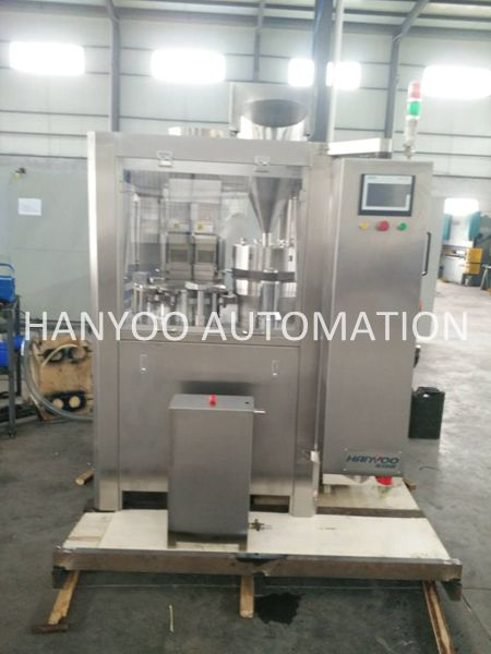 Healthy Fitness, Nutritional Supplements Capsule Filling Machine