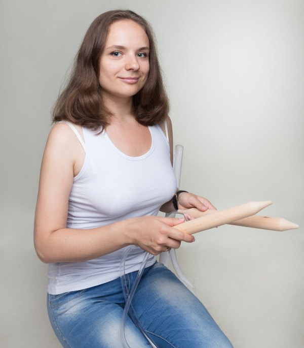 Giant Circular Chunky Knitting Needles Bamboo Needles