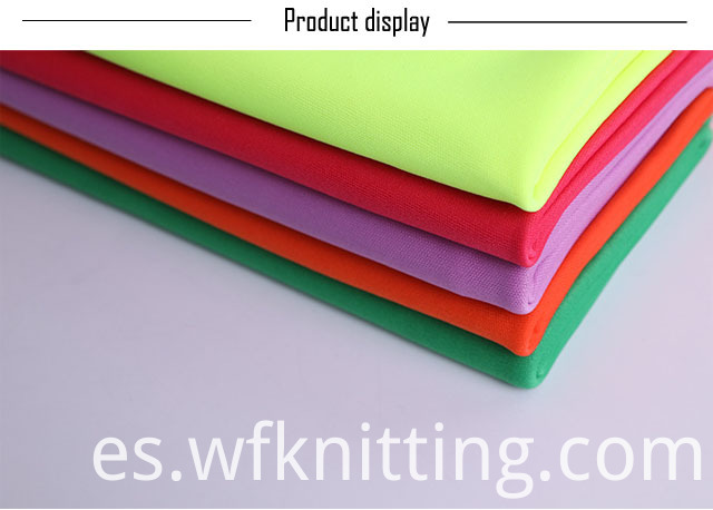 100d Interlock Knitted Fabric