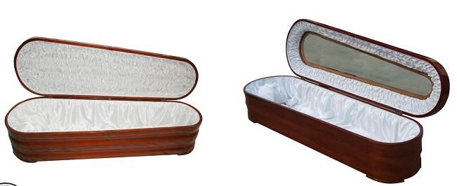 Wooden Casket & Coffin (R008)