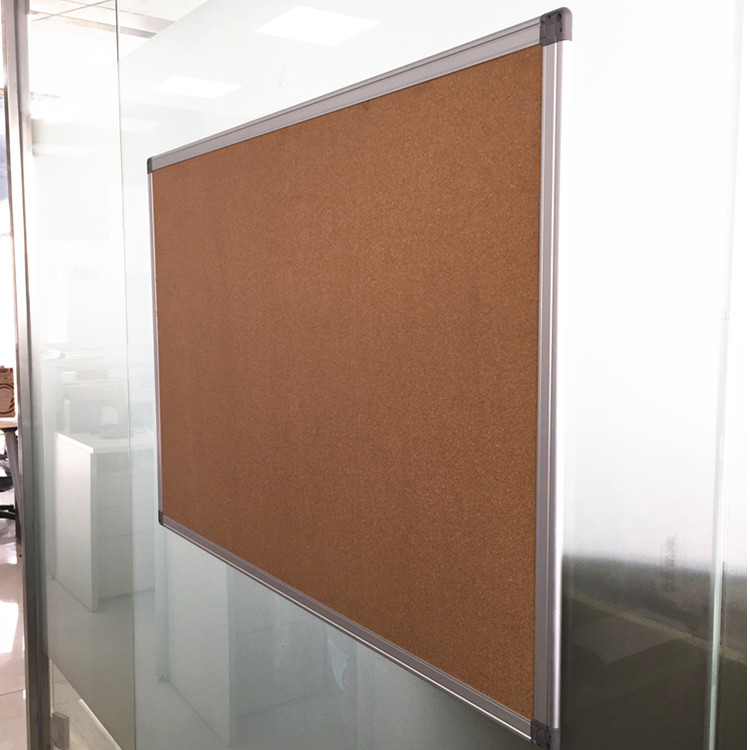 Low Price China Display Cork Boards with Certificate Whiteboard Notice Board