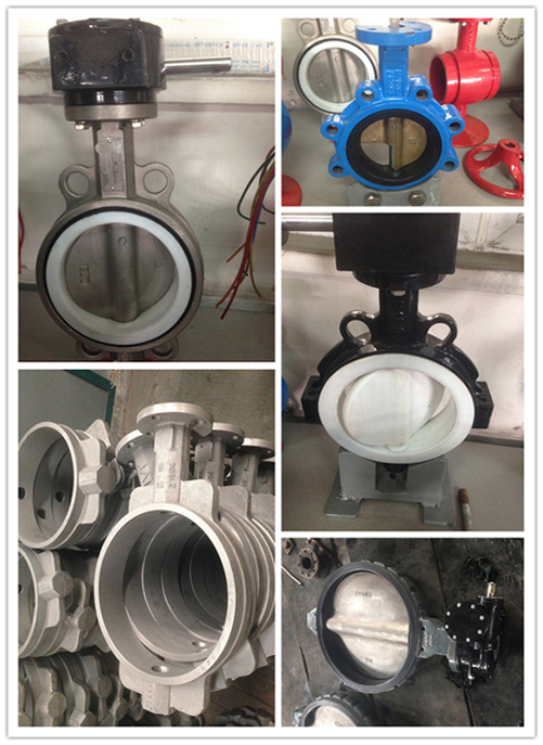 Stainless Steel Butterfly Valve 4 Inch