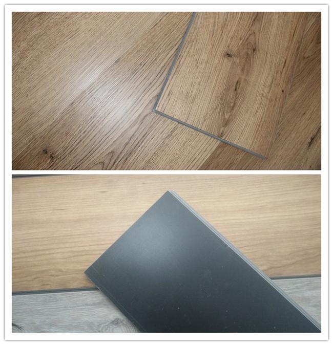 3mm Wood Grain Click PVC Vinyl Floor