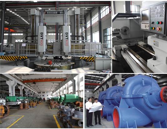 Stainless Steel Vertical Multi-Stage Pump
