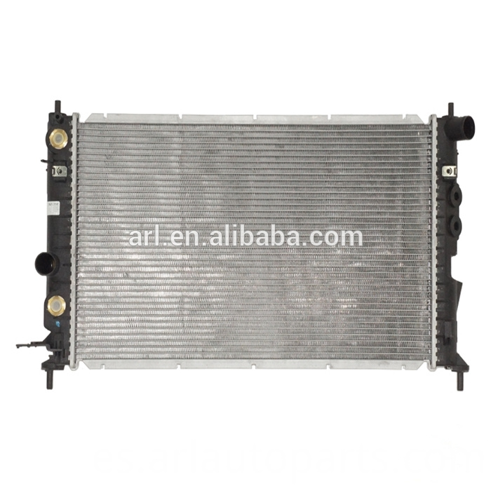 radiator car cooling system