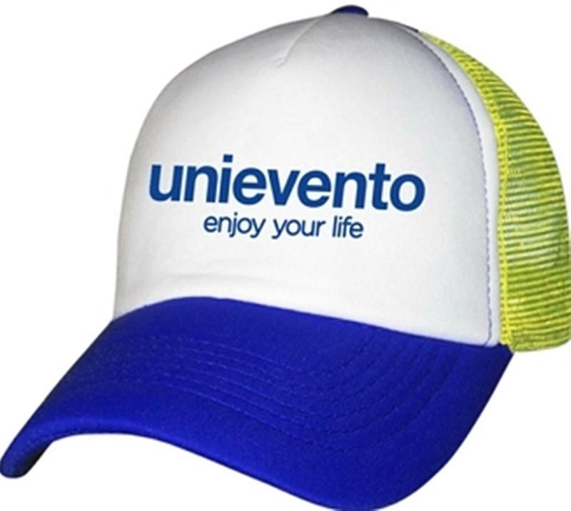 Sequins Embroidery Sport Cap Baseball Cap Mesh Hat