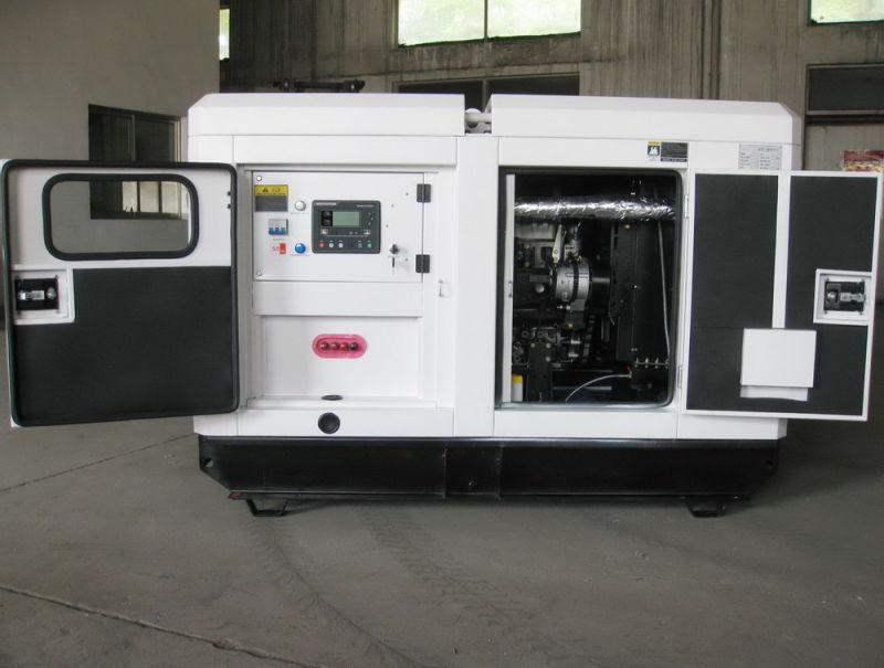 23kw/23kVA Super Silent Diesel Power Generator/Electric Generator