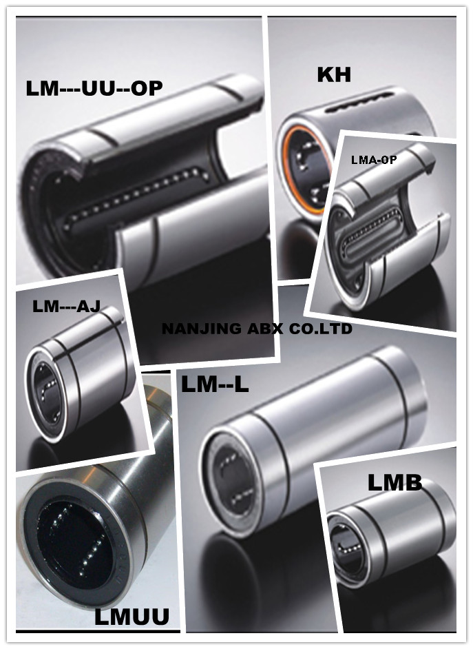 Lm35uu Bearings/ Linear Bearings (Lm 35uu)