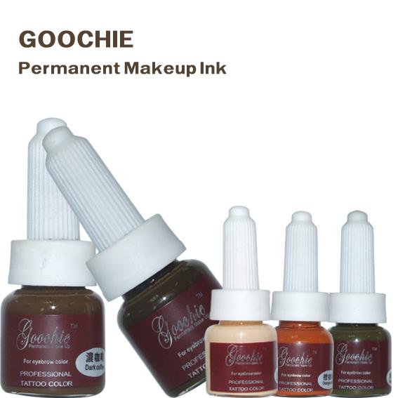Goochie Cream Pigment Microblading Pigment