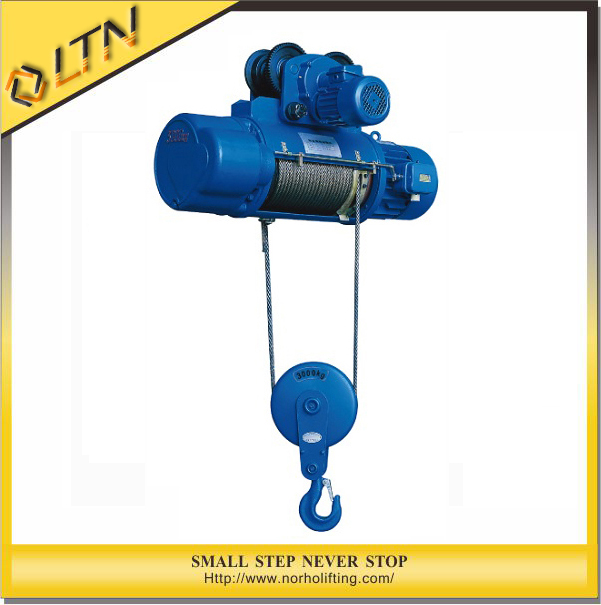 Electric Wire Rope Hoist (CD1/MD1)