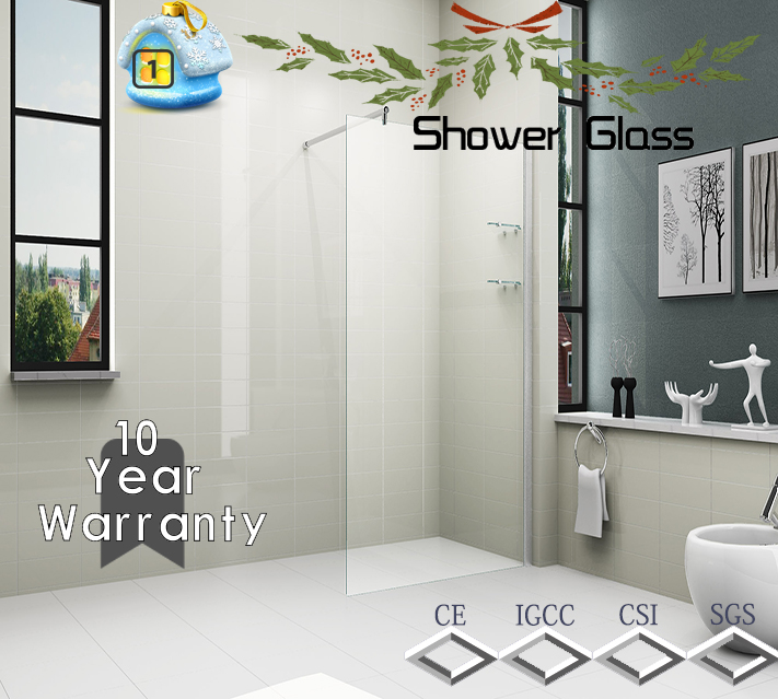Shower Tempered Glass