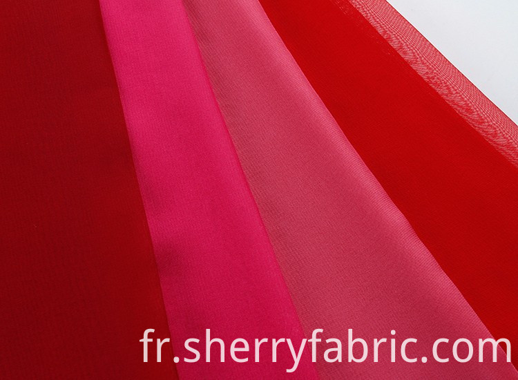 good qaulity chiffon rendering fabric