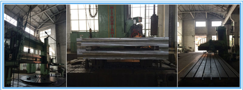 CNC Four Column Hydraulic Press Machine with High Speed and Precision