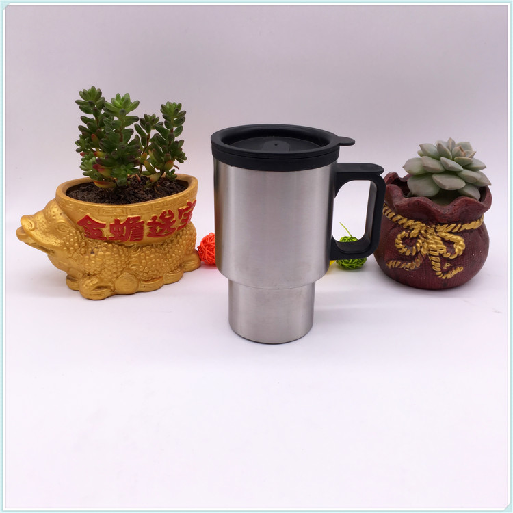 400ml Stainless Steel Auto Mug (SH-SC03)