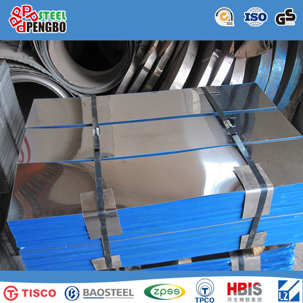 8k Mirror Stainless Steel Sheets Coil