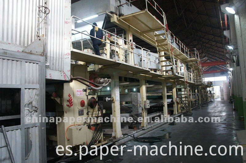 Coating Paper Making Machine