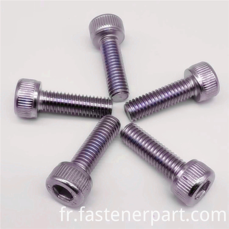 grade 8 socket head cap screws