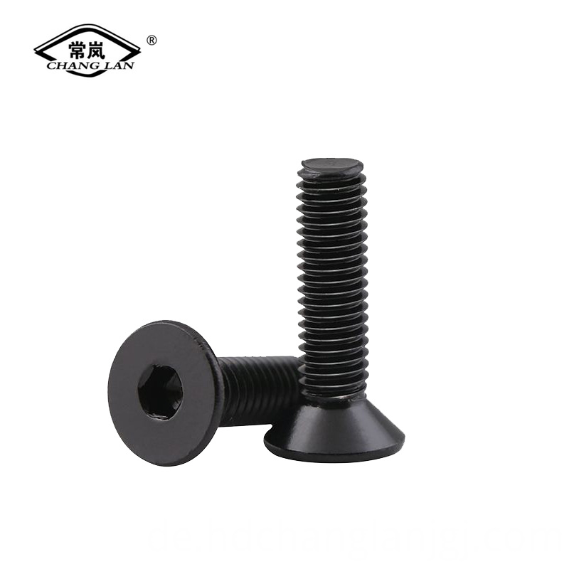 Countersunk head tapping screw