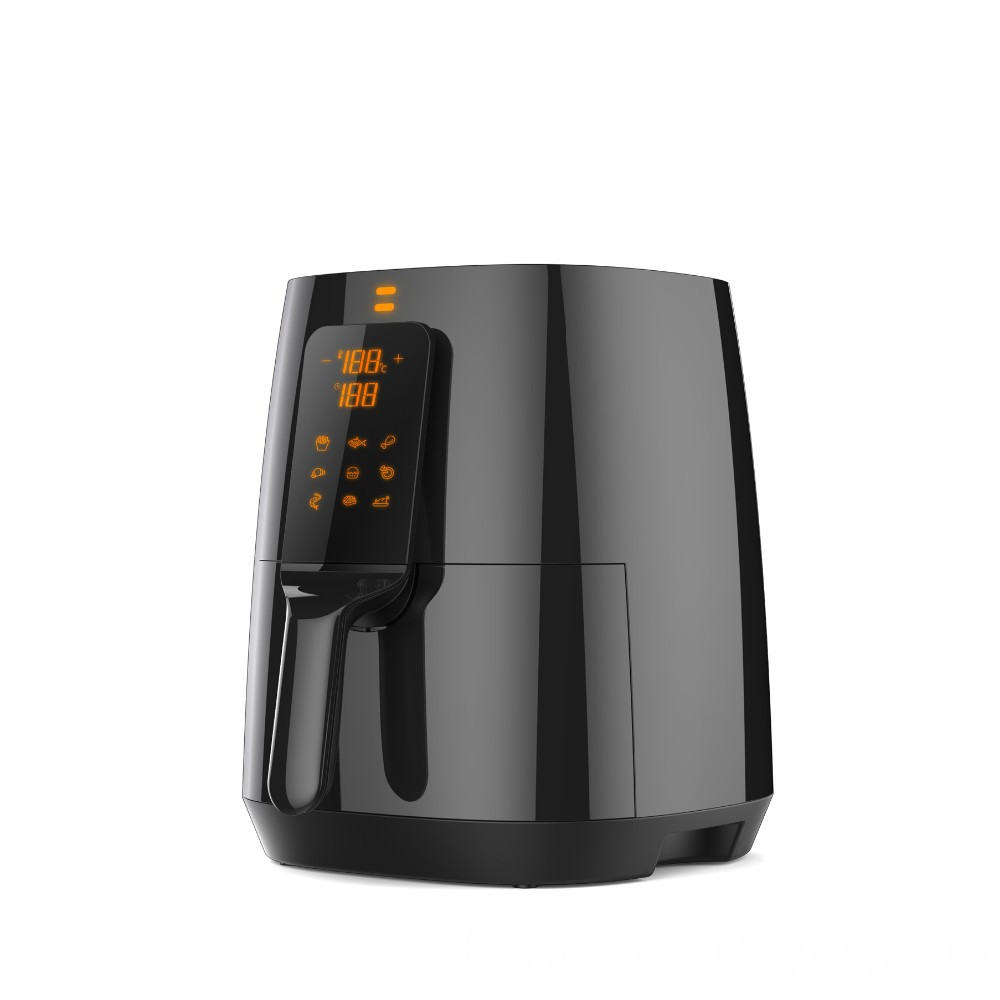 LCD Digital Screen Air Fryer