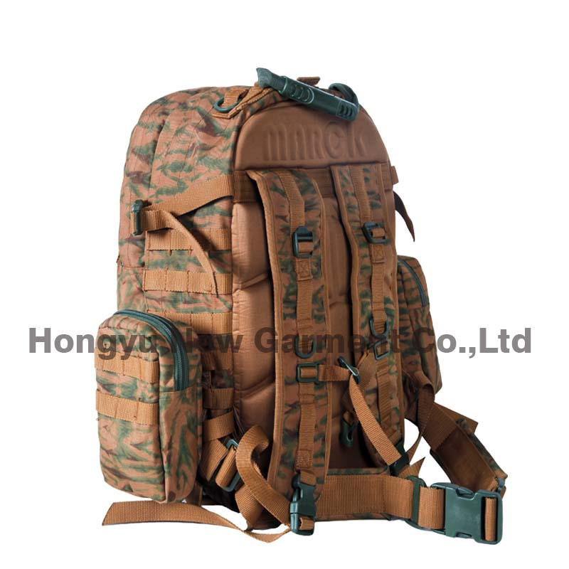Large Size Waterproof Outdoor Cool Design Military Backpack (HY-B095)