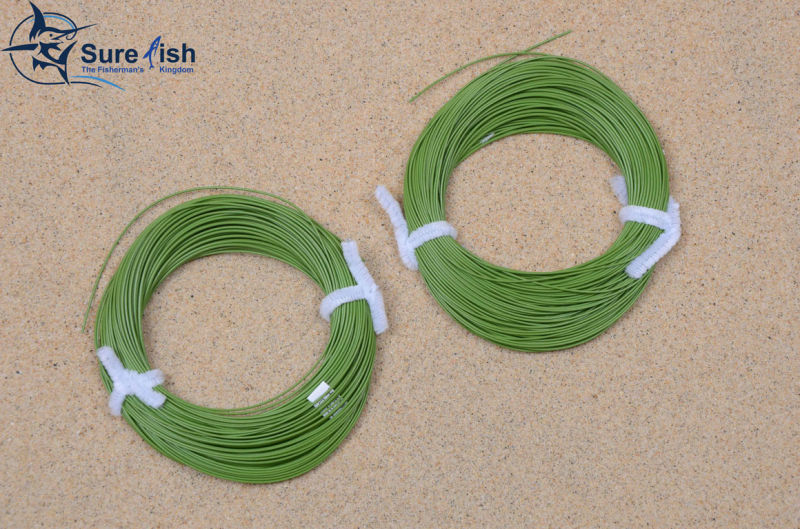 Free Shipping Weight Forward Floating Fly Fishing Line