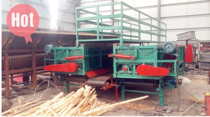 Professional Pine Wood Debarker/ Log Debarking Machine Manufacturer