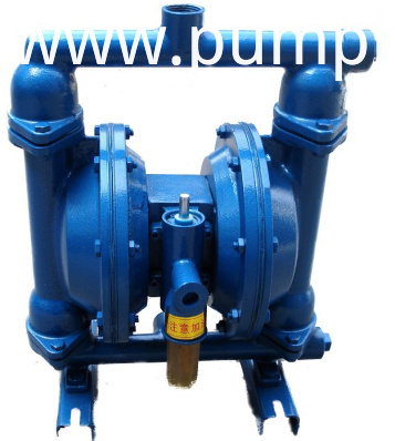 QBY series diaphragm 1 inch water pump