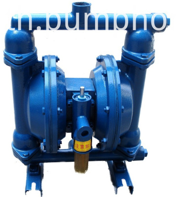 QBY micro fuel oil transfer pneumatic diaphragm pump