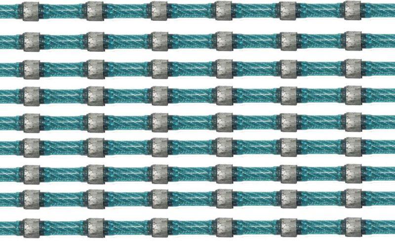 Dws-7 Plastic Wire Saw Diamond Tools for Granite Profiling Tools