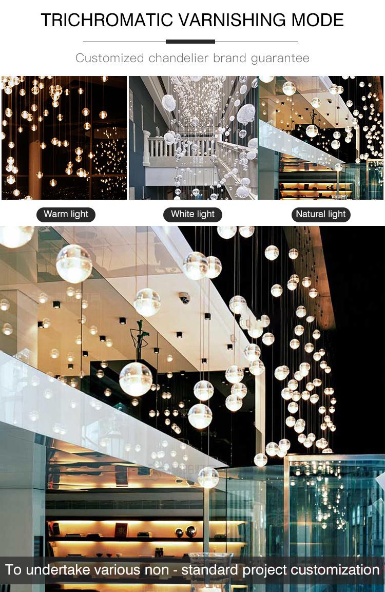 hotel lobby chandelier