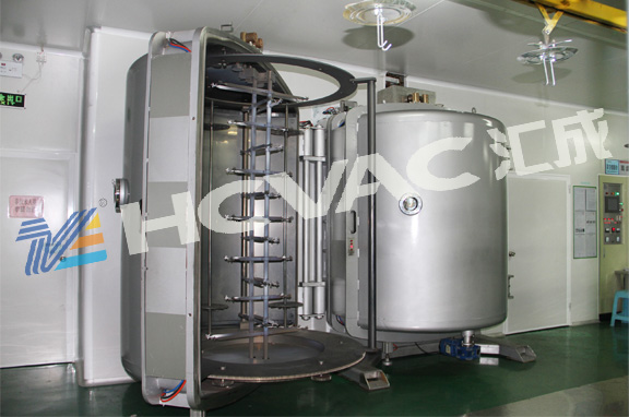 Hcvac Perfume Glass Bottle Metallization PVD Vacuum Coating Machine