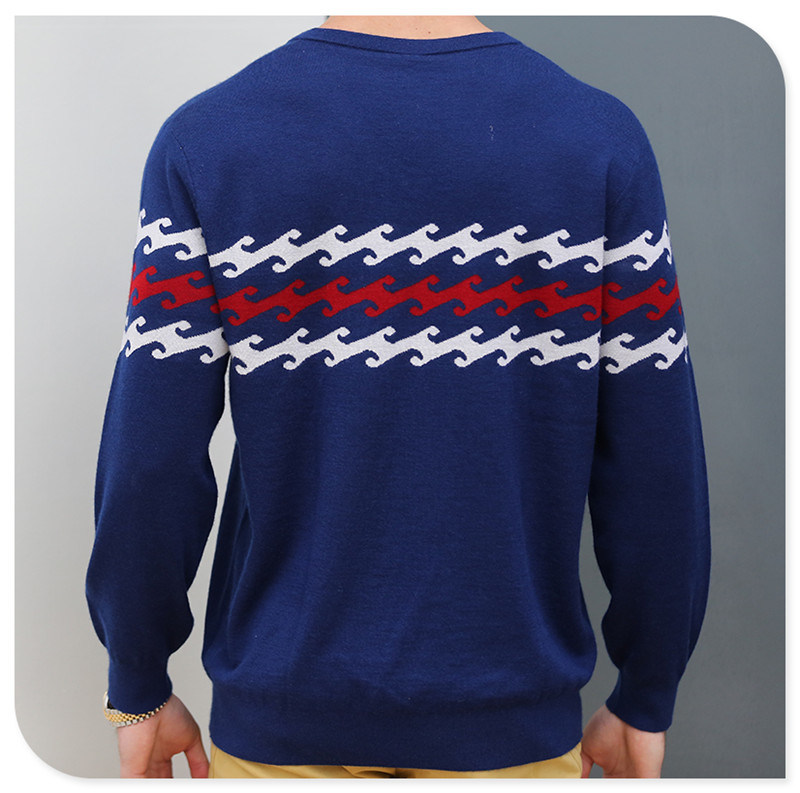 Men's 100% Cashmere V Neck Pullover Sweater China Factory