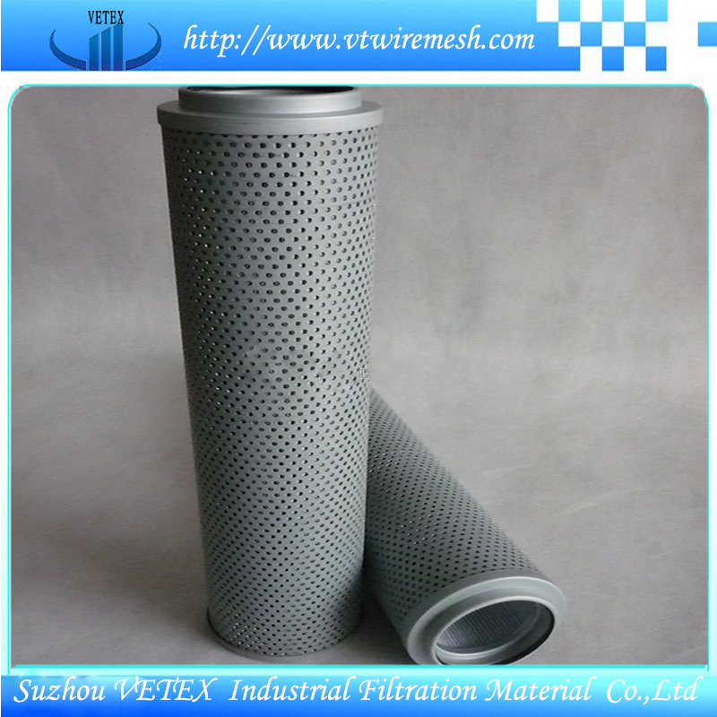 Stainless Steel 304L Filter Elements