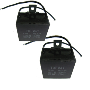Five Wire Lead Metallized Polypropylene Film Capacitor